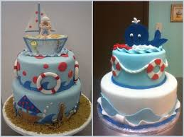 nautical baby shower cakes nautical baby shower ideas hotref party gifts