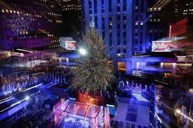 heightened security amid rockefeller christmas tree lighting wtop