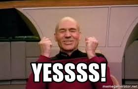 Meme Generator Star Trek - yessss star trek win meme generator