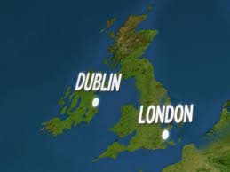 earth map uk animated map of europe if all the melted business insider