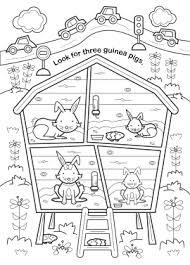 pets u0026 farm u0026 colour livro atividades