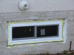 Glass Block For Basement Windows by Installing Basement Windows Basements Ideas