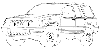 coloring cars pages bestofcoloring
