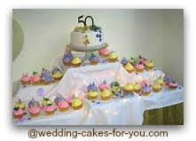 50th wedding anniversary cakes wedding anniversary cakes