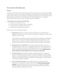the purpose of a cover letter 28 images resume how to write a