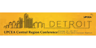 2017 upcea central region conference on guidebook