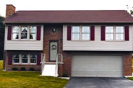 bi level home plans split bi level 84 lumber