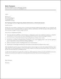 engineer resume cover letter