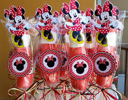edible party favors minnie mouse marshmallow party favors edible party favors