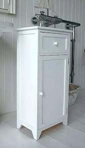 Free Standing Bathroom Shelves Stand Alone Bathroom Cabinet Black Free Standing Bathroom Cabinets
