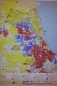 Chicago Race Map by Polish Americans Demand Representation In New Map Chicago