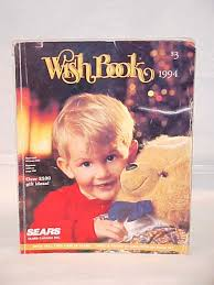 sears roebuck sears wish book 1994 princeton antiques