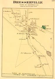 Cayuga County Map Map Of 00003241 Jpg