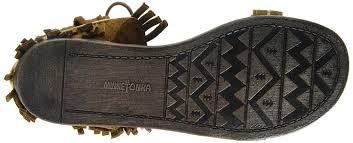 minnetonka havana women u0027s sandals braun dusty brown dst shoes