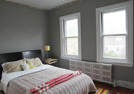 gray blue walls natural wood trim living room dzqxh com