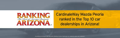 mazda car dealers mazda dealership peoria az used cars cardinaleway mazda peoria