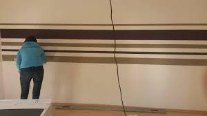 Schlafzimmer Wandgestaltung Beispiele Wohnzimmer Braun Streichen Ideen Bequem On Moderne Deko Mit 1