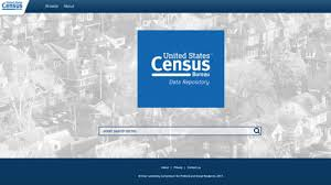 bureau of the census icpsr is host of u s census bureau data repository