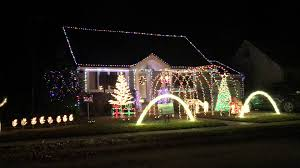christmas light show house music christmas light show music house in new jersey wizards in winter