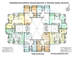 creative home plans with apartments attached floor mother law