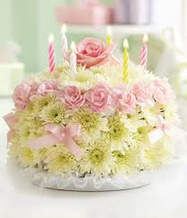 birthday flower cake birthday flower cake pastel at from you flowers