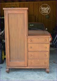 Vintage Armoire Bedroom Magnificent Antique Armoire Value Gentleman U0027s Wardrobe