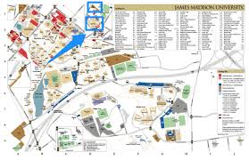 Wright State University Campus Map by Jmu Campus Map Showker Hall Jmu Campus Map Jmu Campus Map