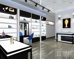 cm95 commercial modern design wholesale cosmetic shop display