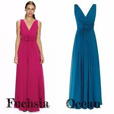 bhs prom dresses chiffon plus size bhs formal dresses for bridesmaids ebay