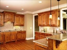 oak kitchen cabinets with glass doors 3 door kitchen cabinet