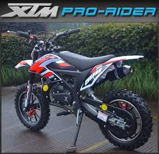 european motocross bikes xtreme xtm pro ride 50cc petrol dirt bike childs new mini