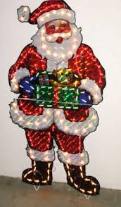 Lighted Christmas Outdoor Decorations by All About Props Outdoor Christmas Decorations