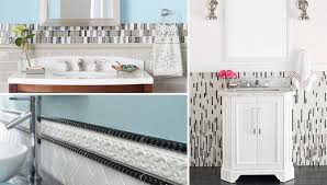 Bathroom Tile Border Ideas Colors Lowes Bathroom Tile Ideas For Home Decoration