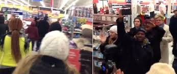 target in store black friday ferguson protests move to walmart target stores for black friday
