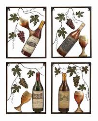 wall art wine shenra com