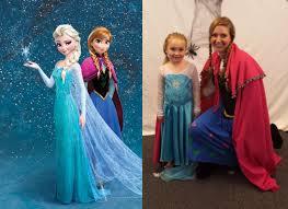 Anna Elsa Halloween Costumes Diy Anna Costume
