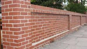 brick fence designs google search brick walls pinterest