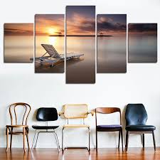Art For Living Room Compare Prices On Beach Paintings Online Shopping Buy Low Price