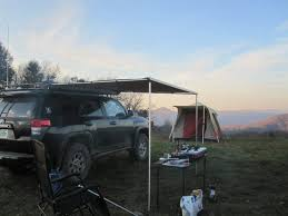 Arb Rear Awning Rack Mounted Awnings Any Long Term Reviews Yet Toyota 4runner
