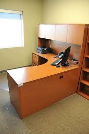 Hon Reception Desk Office Desk Furniture Custom Made Hon Large Size Of Center