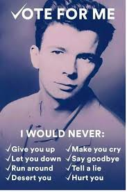 Never Gonna Give You Up Meme - title s never gonna give you up meme by tommy vercetti memedroid