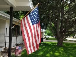 Uncommon Usa Flags Flag Filching Raises Eyebrows In Sioux Falls Neighborhood