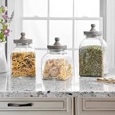 glass kitchen canisters kitchen canisters canister sets kirklands