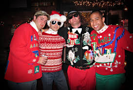 some of the ugliest christmas sweaters on the internet u2013 motley news
