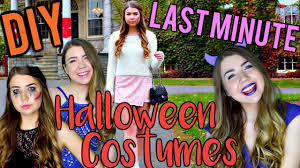 Diy Halloween Costume Ideas Teenage Decorating Of Party