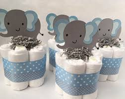 elephant baby shower centerpieces elephant baby shower decorations etsy
