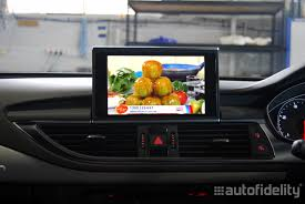audi a6 tv integrated tv tuner retrofit to audi mmi system for audi a6 4g 2