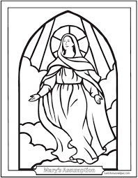 12 mother u0027s day coloring pages honor mary and the holy family