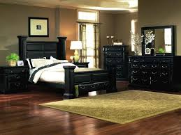 vintage black furniture