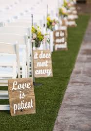 aisle decorations best 25 aisle markers ideas on wedding aisle
